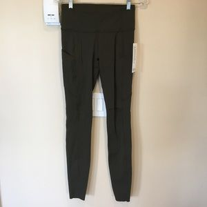 """lululemon Fast and Free Tight 31"""" *Non-Reflective"""